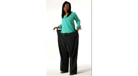Amazing Weight Loss Stories: Samatha Burns
