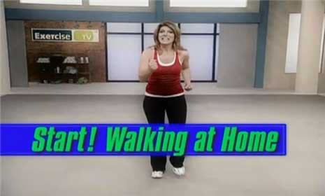 Boost the Intensity of Your Walking