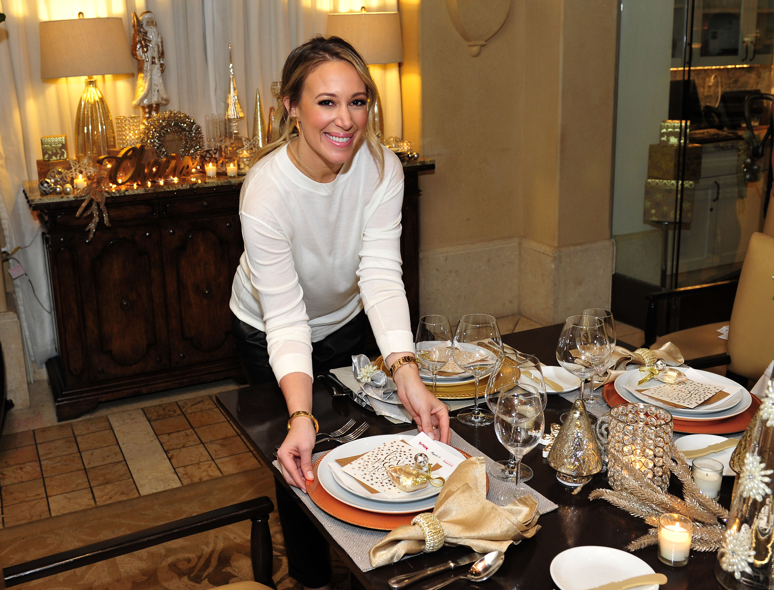 Haylie Duff's Holiday Hacks