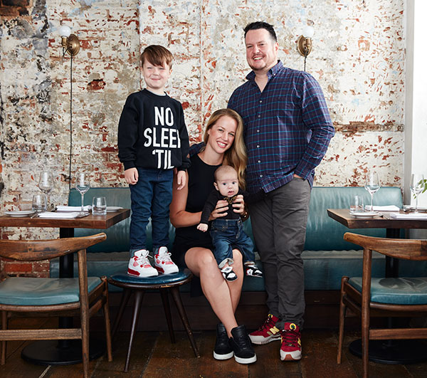 Modern Life: Parenting While Running a Successful Restaurant