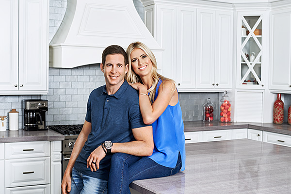 Home Decor Tips from Tarek and Christina El Moussa