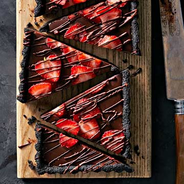 Valentine's Day Chocolate Desserts