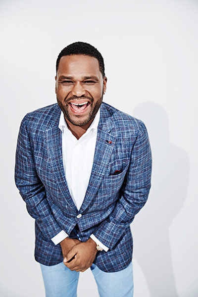 Star Turn: Anthony Anderson