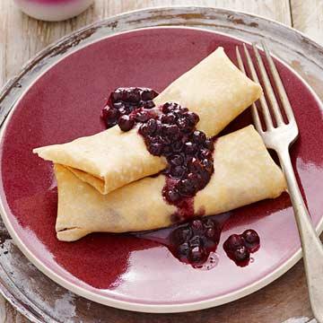 Easy-Prep Frozen-Fruit Desserts