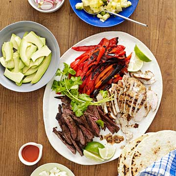 Healthy Family Dinners: Street Cart Tacos and 5 More Fresh Ideas