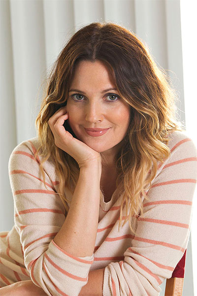 The Transformer: Drew Barrymore