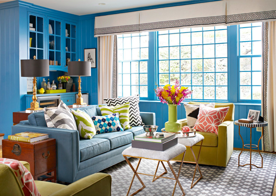 Decorating Trend: How to Pair Prints Like a Pro