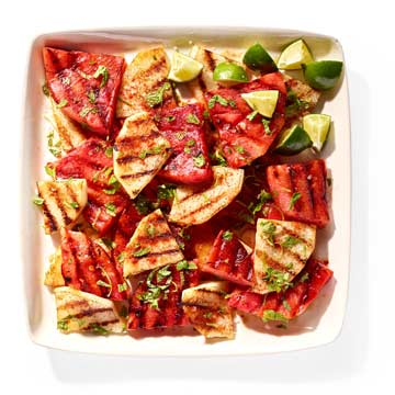 Star Ingredient: Grilled Fruit