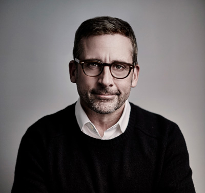 Star Turn: Steve Carell