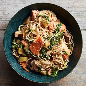 Healthy Family Dinners: 6 Hearty Noodle Recipes