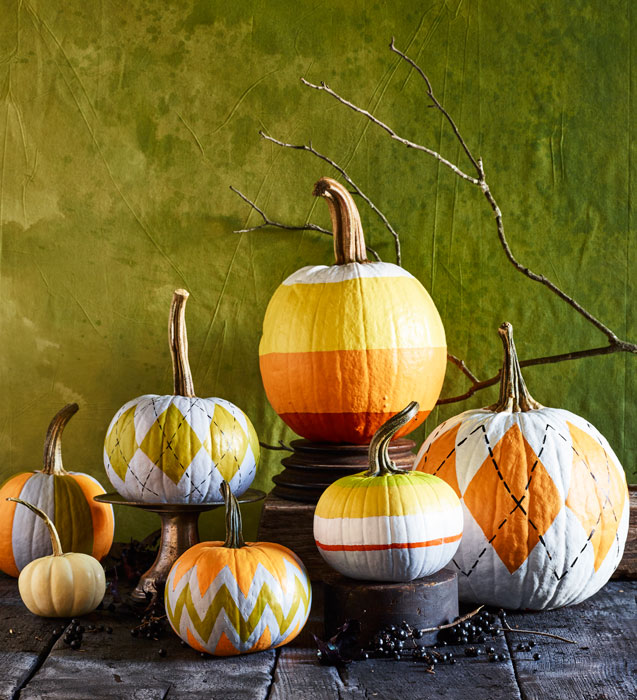 Bonus Halloween Pumpkin Decorating Ideas!