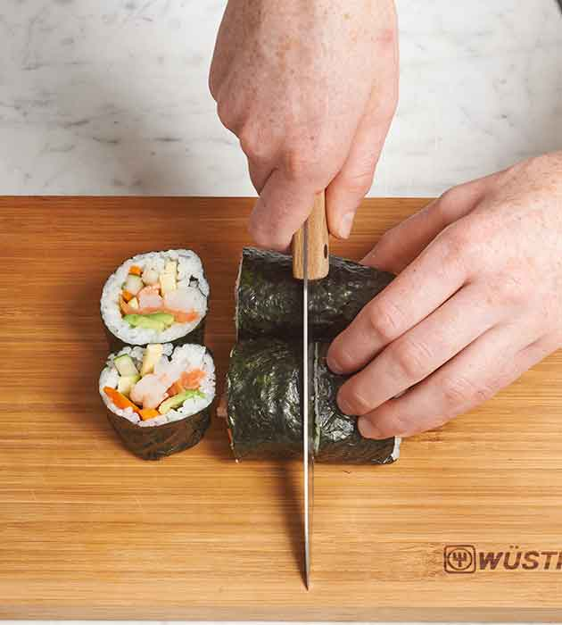 Free Sushi Rolls at National Chain