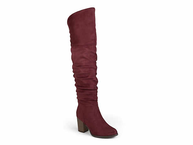 Slouchy Style: Kaison Over The Knee Boot