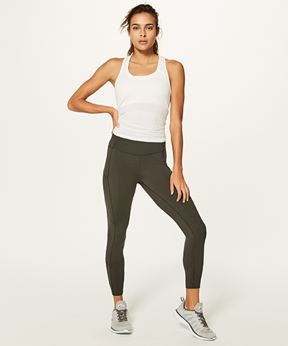 LuluLemon Fast & Free 7/8 Tight