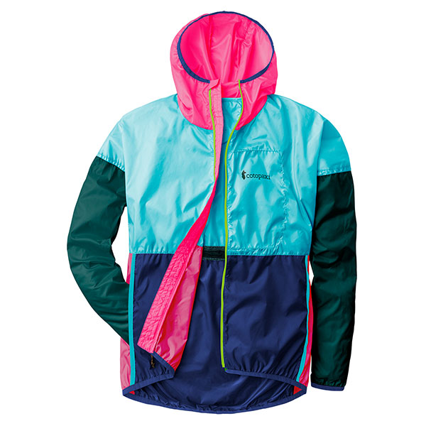 Teca Windbreaker (Full-Zip)