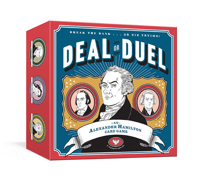 Deal or Duel: An Alexander Hamilton Game