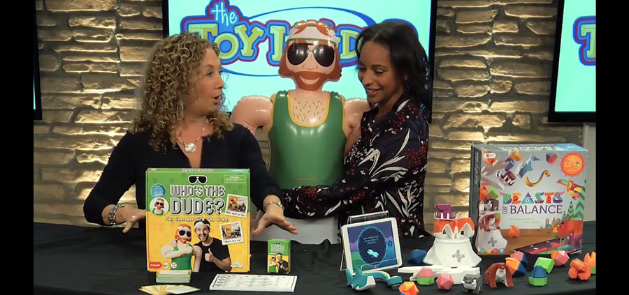 25 Days of Toys: Laughing Out Loud