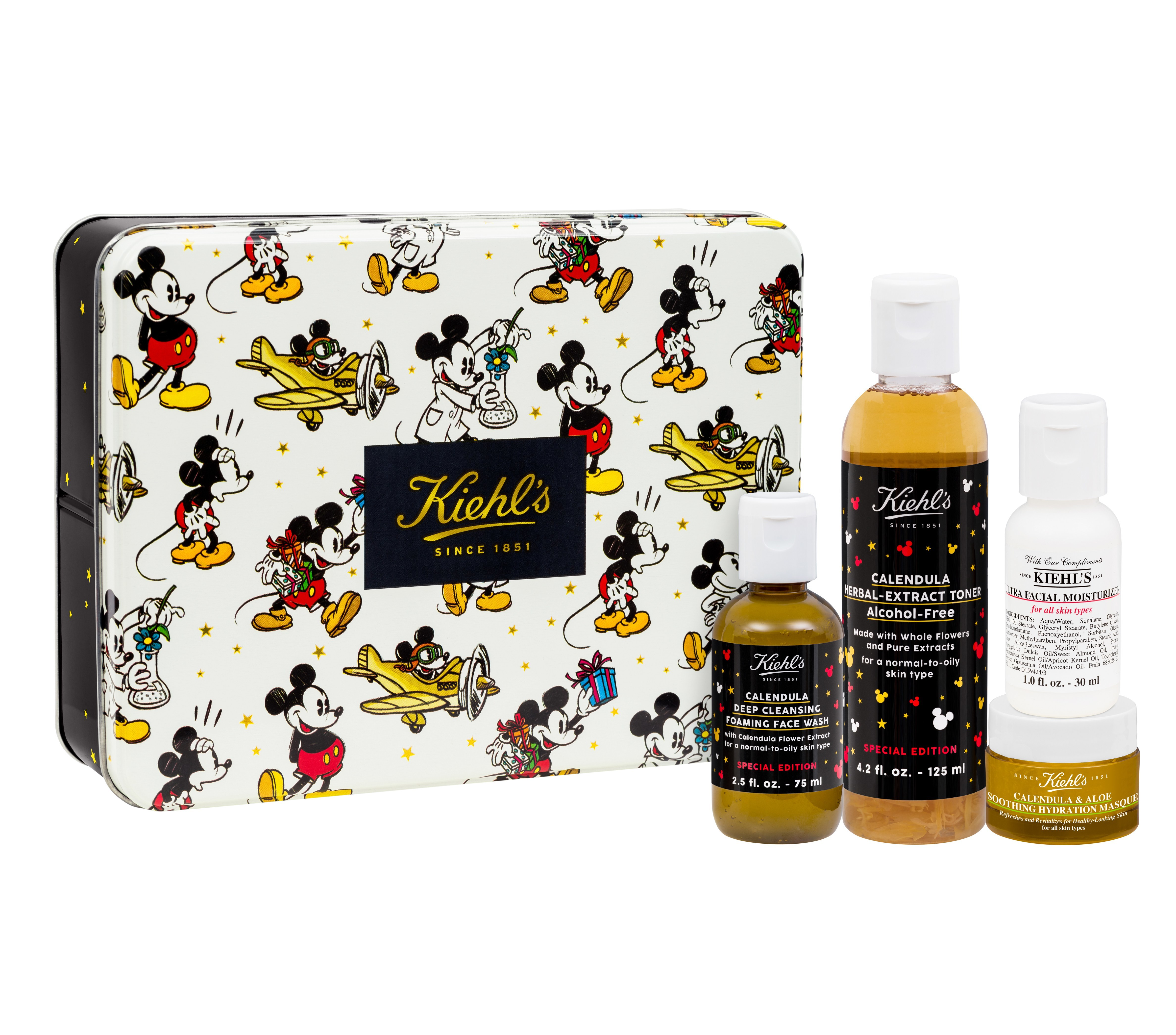 Disney x Kiehl's Collection for a Cause