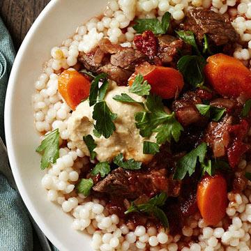 Moroccan Beef Chili