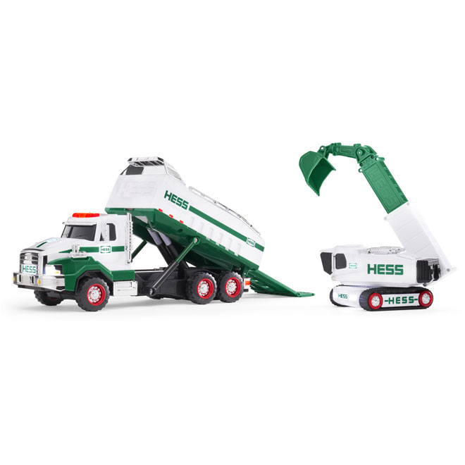 2017 Hess Toy Truck Now Available