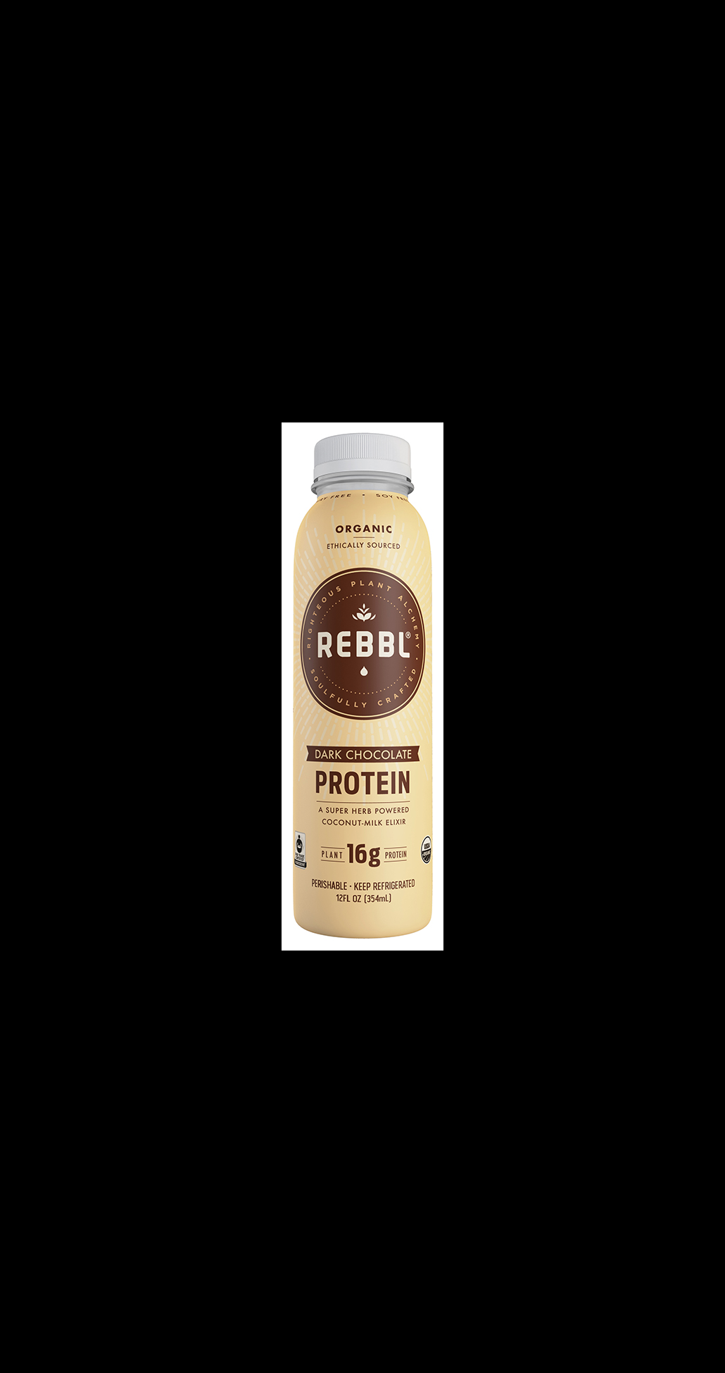 Rebbl Dark Chocolate Protein