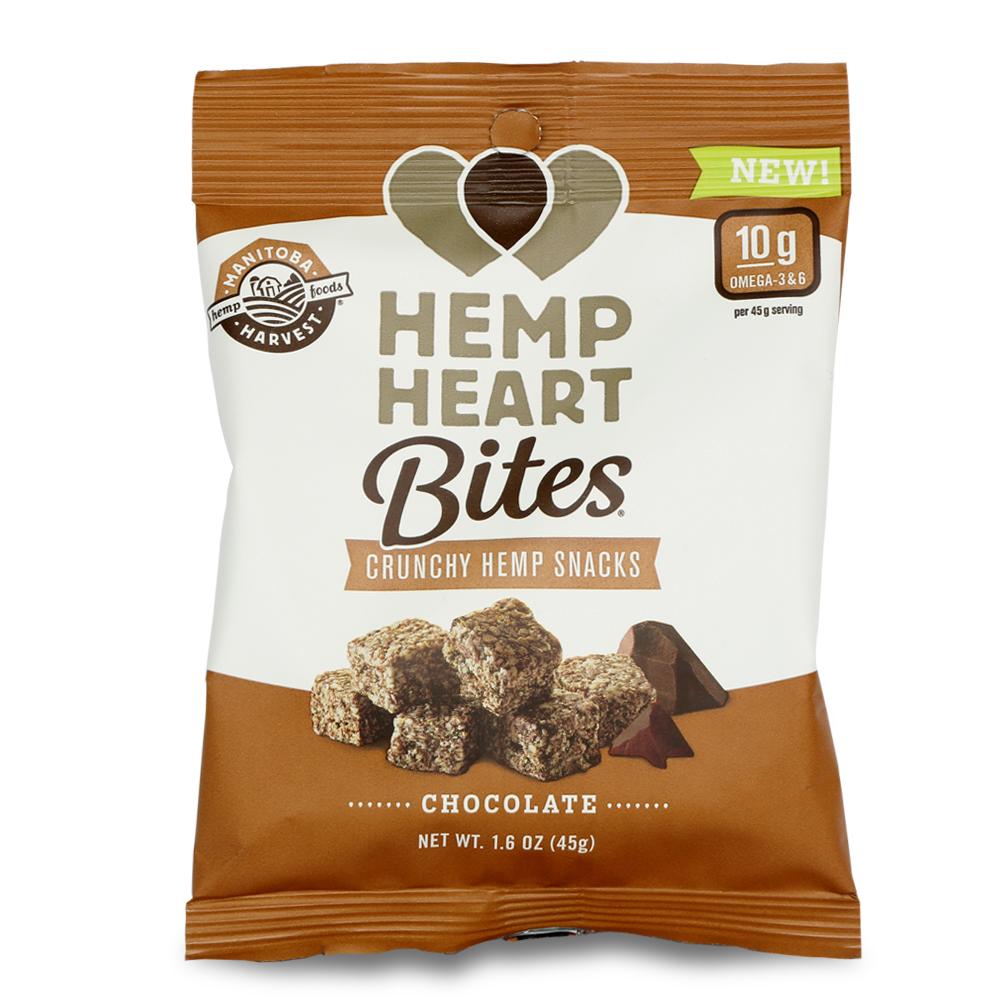 Hemp Heart Bites