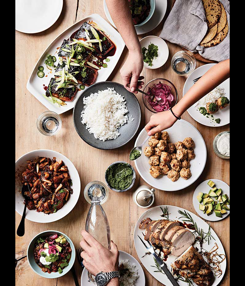 Melissa Clark's Basic Meals Done Better