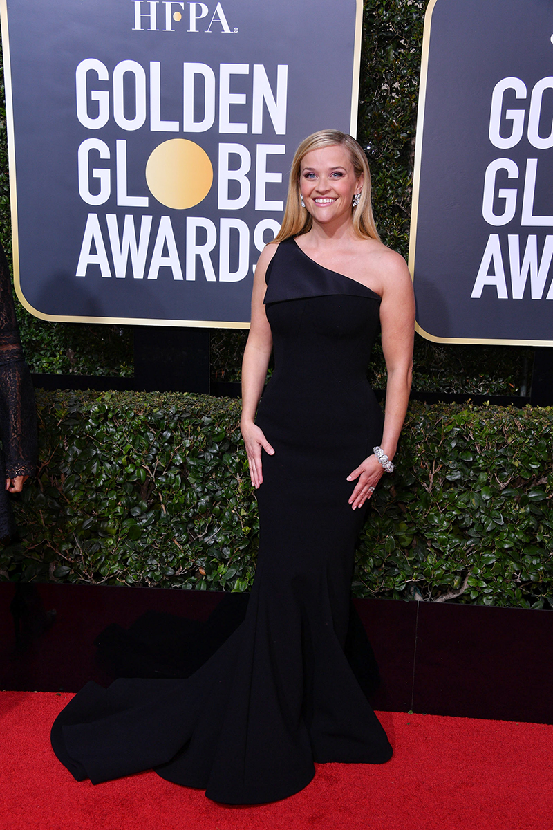 Our Favorite Moms on the Golden Globes Red Carpet