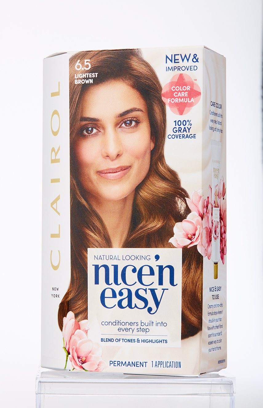 Hair Dye Box Nice N Easy