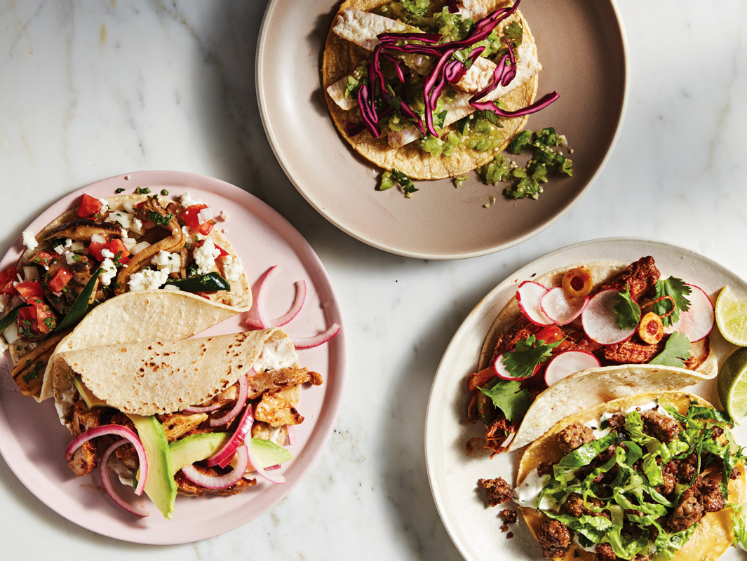 Healthy Family Dinners With Tacos