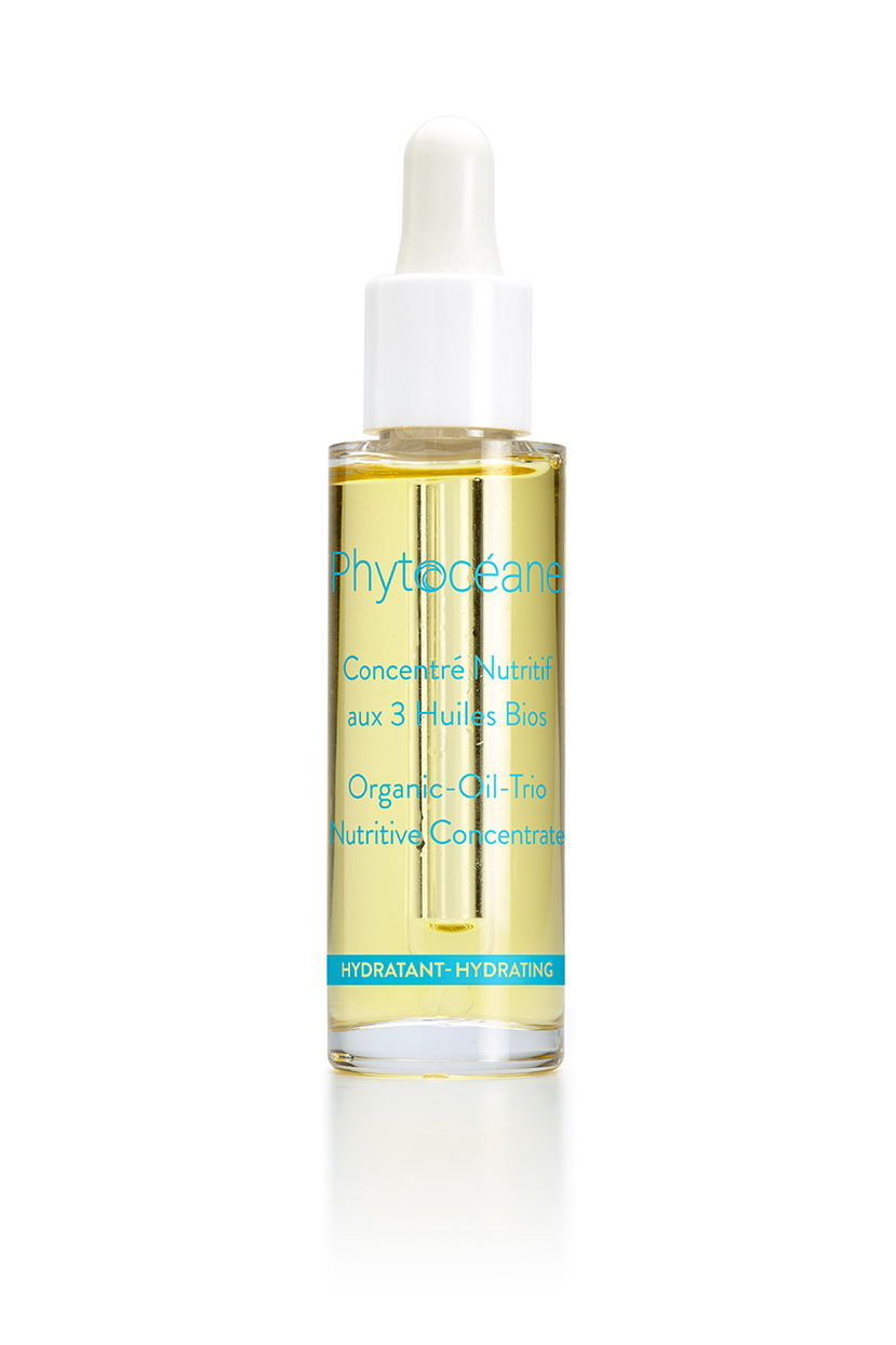 Phytocéane Organic-Oil-Trio Nutritive Concentrate