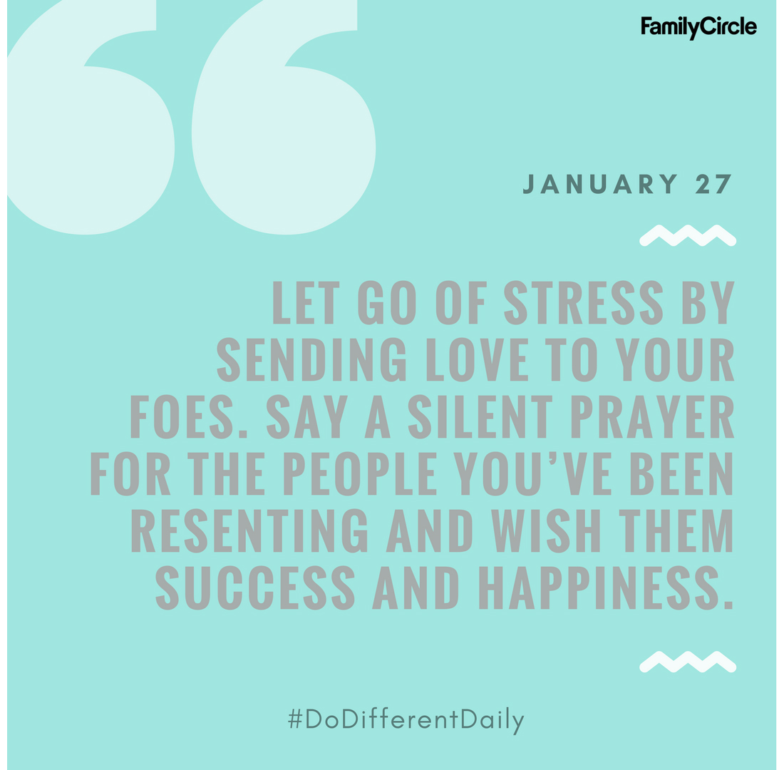 Do Different Daily 1/27
