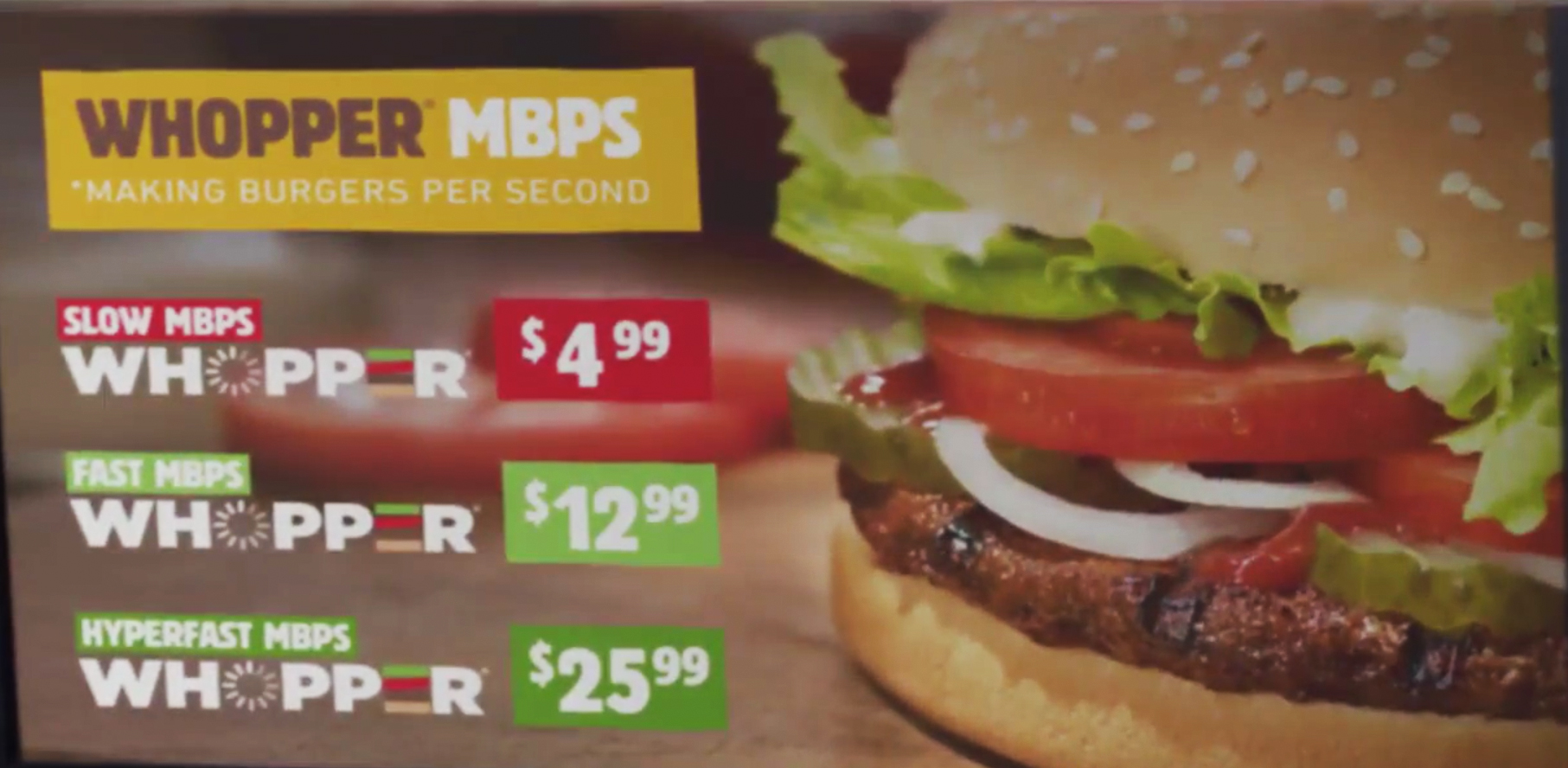 Burger King Net Neutrality Ad
