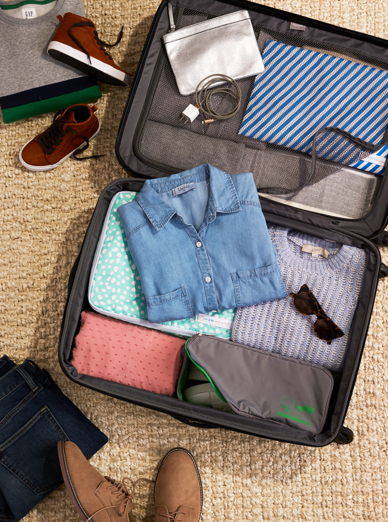 Packing Tips to Help Make Traveling Easier