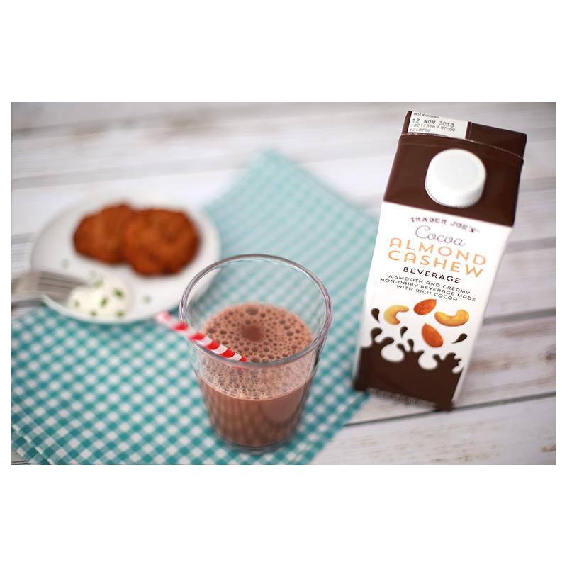 Cocoa Almond Cashew Beverage