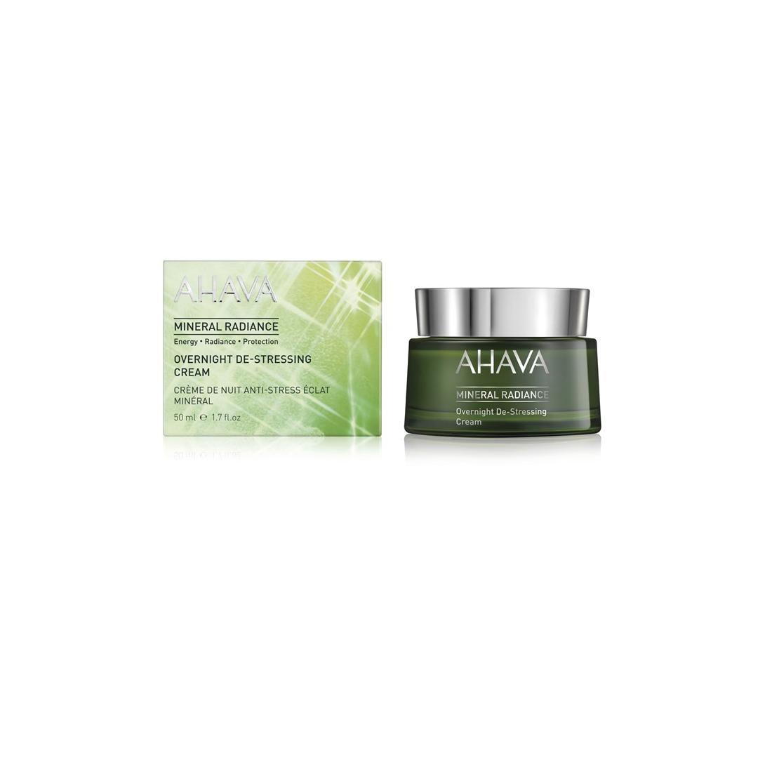 AHAVA Overnight De-Stressing Cream