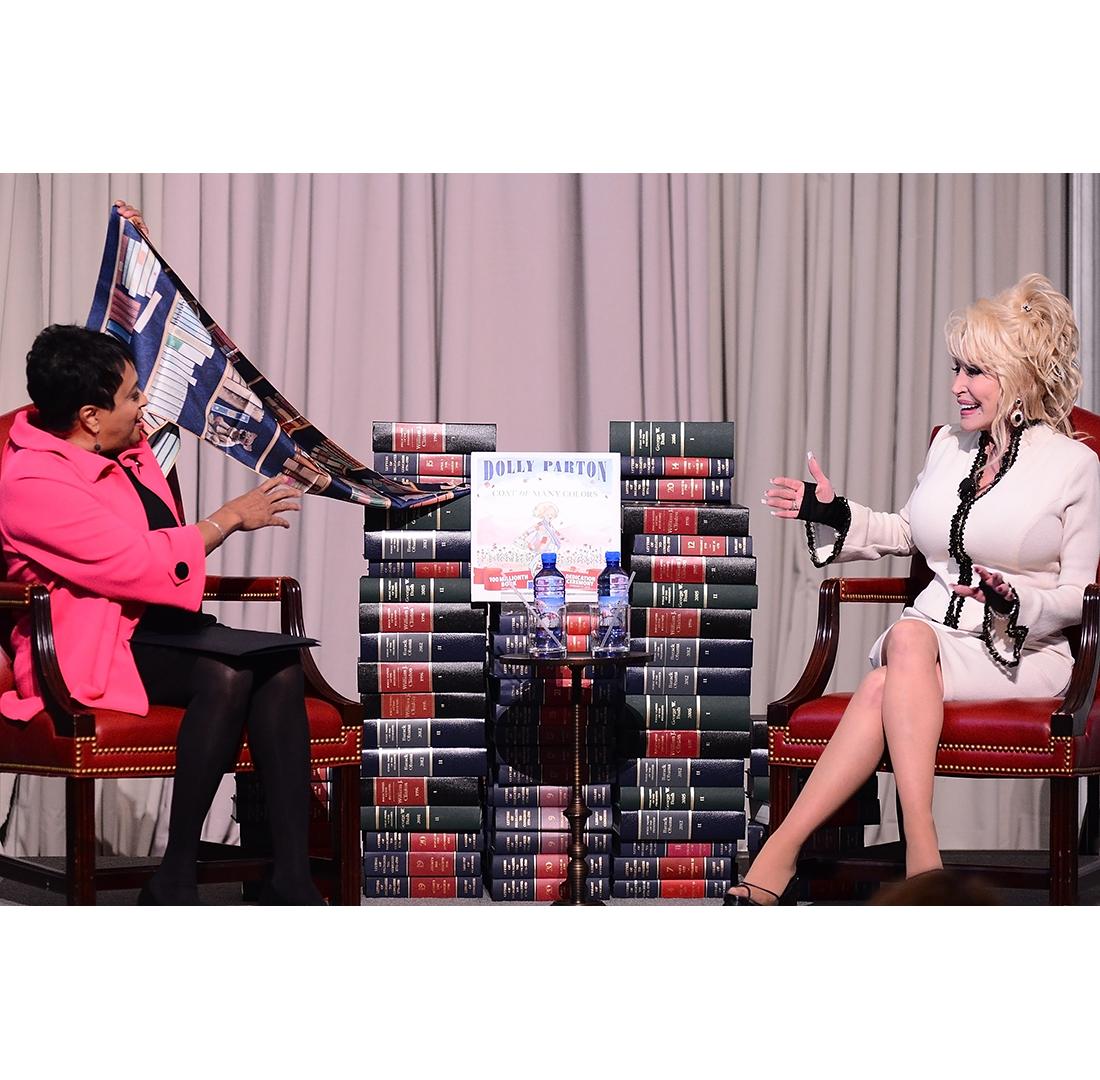 Dolly Parton Library of Congress
