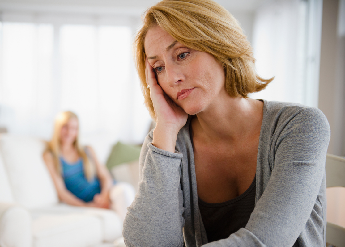 How to Help A Divorced Mom With Teenagers