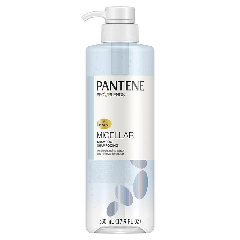 Pantene Pro-V Micellar Gentle Cleansing Water Shampoo
