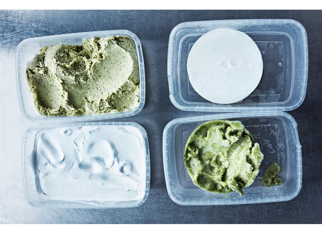 IKEA Microgreen Ice Cream