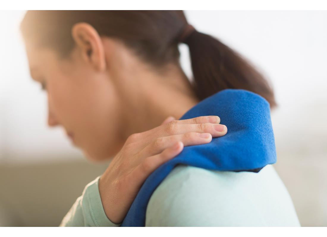 shoulder pain heart attack