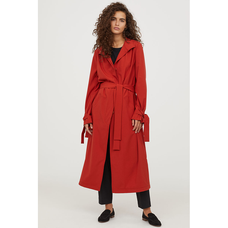 H&M trench