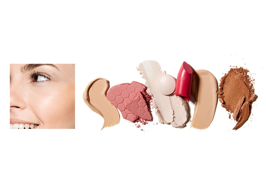 light skin tone makeup