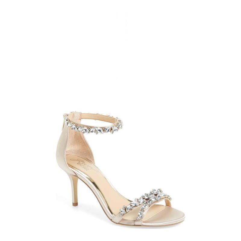 JEWEL BADGLEY MISCHKA prom shoes