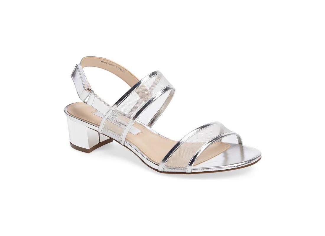 Ganice Mesh Strap Sandal