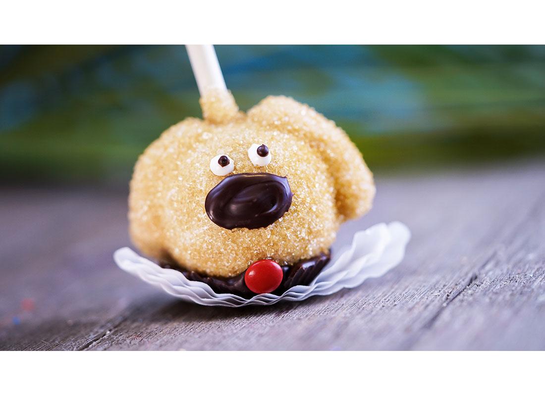 Cake Pops Aplenty at disneyland
