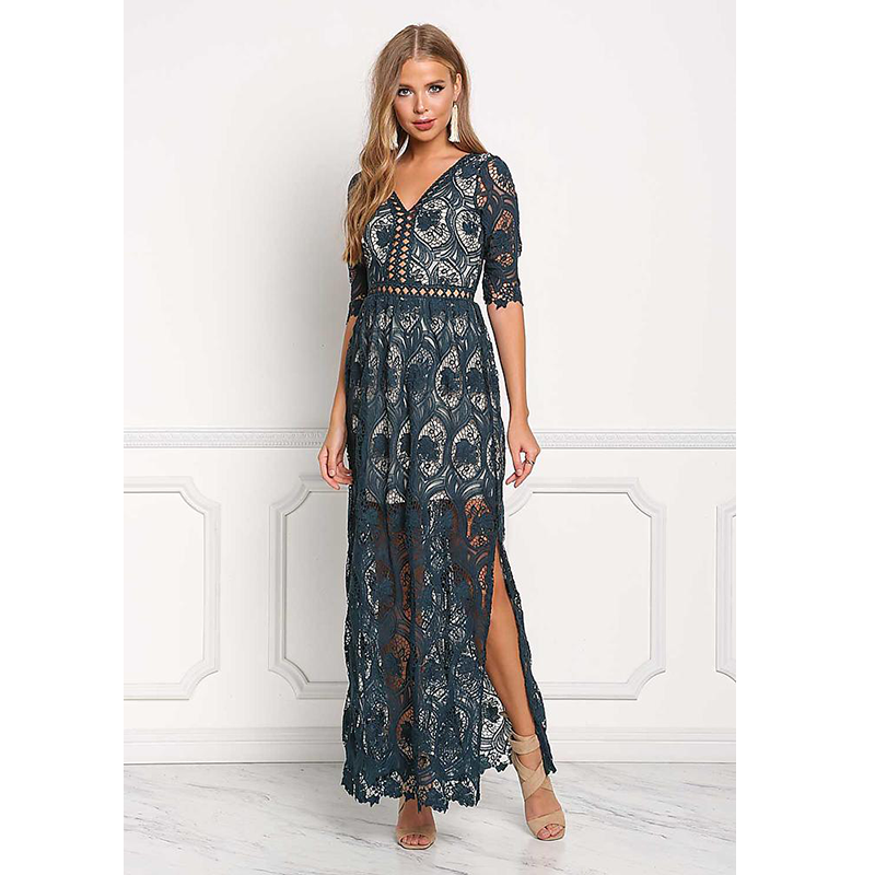 Love Culture Lace Gown