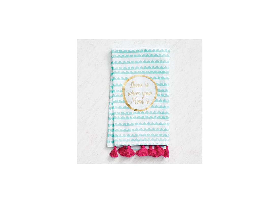 Tassel Kitchen Towel