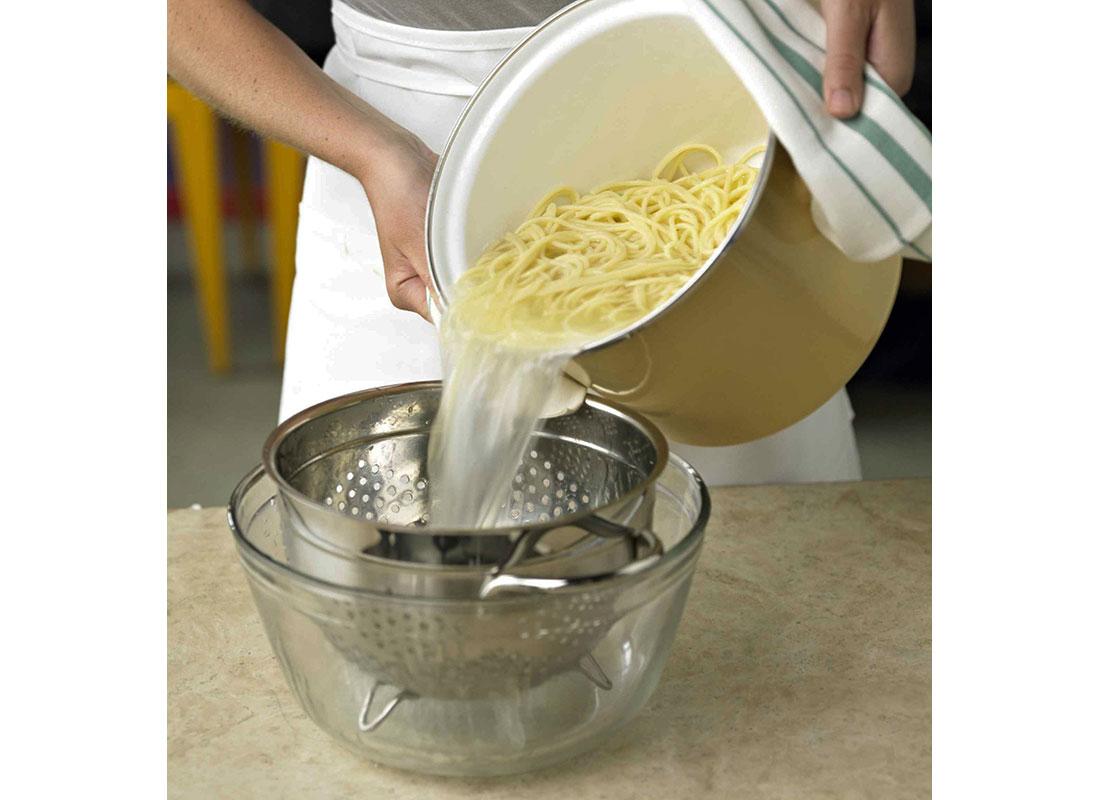 save pasta water