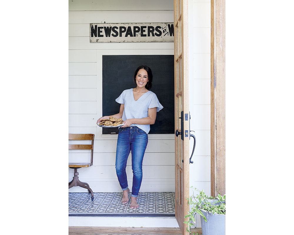 Joanna Gaines Discusses Her Cookbook Inspiration, Challenges & More